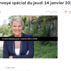 Elyse Lucet Envoye special